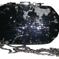 Express Sequin Clutch Handbag Photo