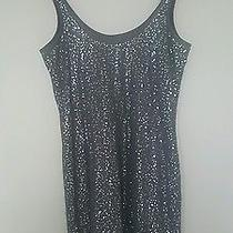 Express Sequin Dress Photo