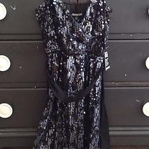 Express Sequin Dress Nwt Photo