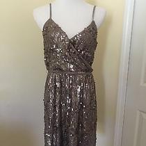 Express Sequin Dress Size Large Photo