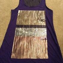 Express Sequin Front Tunic Photo