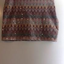 Express Sequin Mini Skirt Photo
