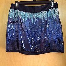 Express Sequin Skirt  Photo