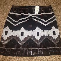 Express Sequin Skirt Photo