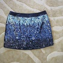 Express Sequined Mini Skirt Photo