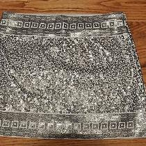 Express Sequins Mini Skirt  Photo