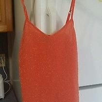Express Shimmer Tank Top Photo