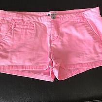 Express Shorts Sz 6 Pink Photo