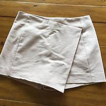 Express Shorts With Cool Skirt Overlay Really Pretty Pale Pink Photo