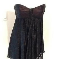 Express Silk Black Dress Size S Lbd Night Out 0 Sleeveless 30