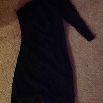 Express Size 2 Lace Black Dress New Party Cocktail Wedding Photo