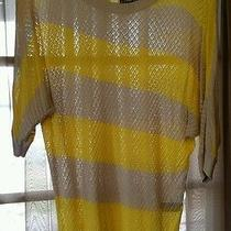 Express Size Extra Small Stripe Knitted Sweater Photo