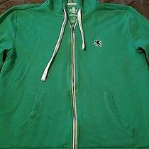 Express Size Large Hooded Zip-Up Jacket Photo