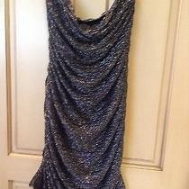 Express Size Large Strapless Dress Never Worn Photo