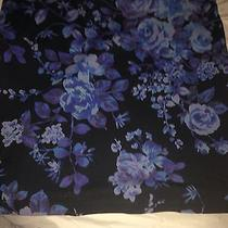Express Skirt Large Floral  Photo