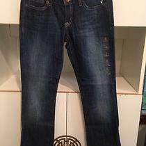 Express  Slim Fit Jeans  Nwt  4 Short Photo