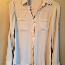 Express Slim Fit Portofino Shirt Size Xs Photo