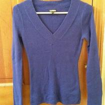 Express Small v Neck Sweater Photo