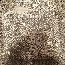 Express Snake Print Skinny Jeans 0 Photo