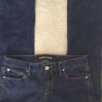 Express Stella Barely Boot Jeans Size 10r  Lk    Photo