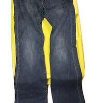 Express Stella Boot Cut Womens Blue Jeans Size 4r Photo