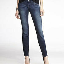 Express Stella Jeans 10 as Is Crouch Photo