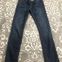 Express Stella Skinny Leg Jeans Womens Size 2 Long Flaw Photo