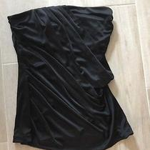 Express Strapless Black Top Size S Photo