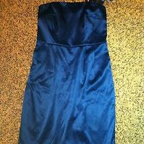 Express Strapless Dress Size M 4 Nwt Photo