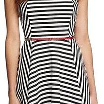 Express Striped Strapless Fit and Flare dress79.90 Photo