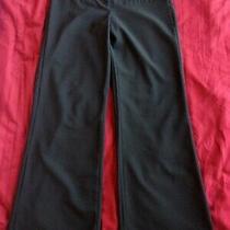 Express Studio Black Lightweight Career Dress Pants - Sz 2 30.5