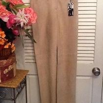 Express Suede Leather Pants Size 2 198.00 Photo