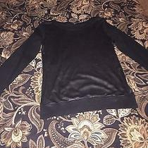 Express Suede Sweat Shirt Size Small  Photo