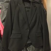 Express Suite Jacket Black Size(women's) 4 Photo