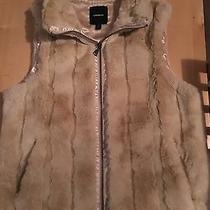 Express- Super Cute Faux Fur Vest Photo