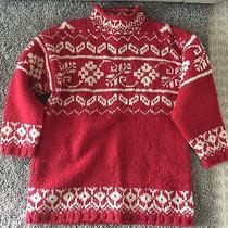 Express Sweater - 100% Wool Photo