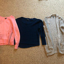 Express Sweater and Cardigan Lot Size Small Photo
