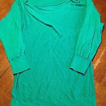 Express Sweater Medium Green Photo