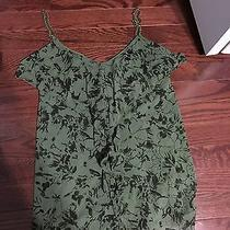 Express Tank Green Size S Photo