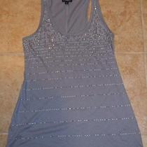 Express Tank - Small Sequins - Gray - Xs Photo