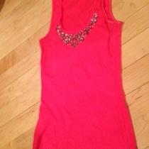 Express Tank Top With Rhinestones Photo