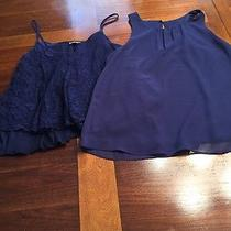 Express Tank Tops Lot of 2 Photo