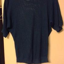Express Teal Sweater Size Extra Small  Photo