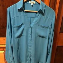 Express the Portofino Shirt Button Down Size Large Photo