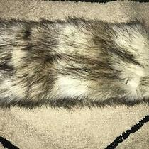 Express Thick Warm Faux Fur Sinter Scarf Neck Warmer One Size Photo