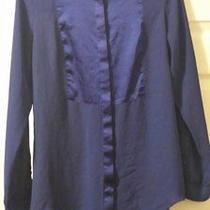 Express  Top Shirt Womens Blouse Size  Sp Photo