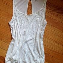 Express Top With Sequins Xs Photo