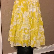 Express Tropical Skirt Size 4 Photo