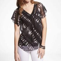 Express v-Neck Blouse New Without Tags Photo