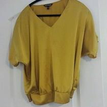 Express v Neck Drapey Top Photo